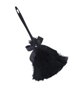 Feather Duster, Black