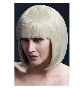 VELVET CLOWN HAT W/ SUNFLOWER & HAIR