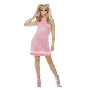 Baby Power, 90's Icon Costume, Pink