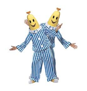 Bananas in Pyjamas Costume, Blue
