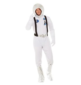 Out Of Space Costume, White