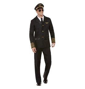 Pilot Costume, Black
