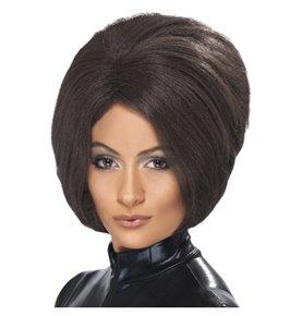 Posh Power Wig, Brown