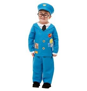 Postman Pat Costume, Blue