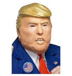 President Mask, Nude
