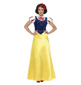 Princess Snow Costume, Yellow