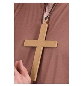 PVC Monks Cross, Gold