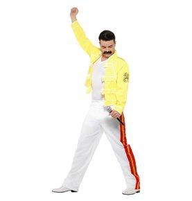 Queen Freddie Mercury Costume, Yellow