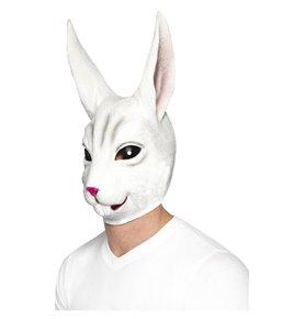 Rabbit Mask, White