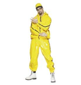 Rapper Suit, Yellow