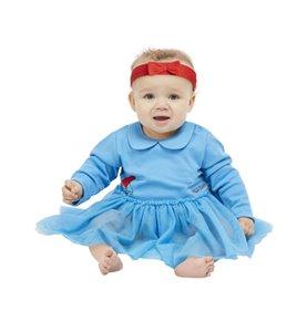 Roald Dahl Matilda Baby Costume, Blue