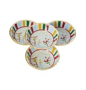 Roald Dahl Tableware Party Bowls x8