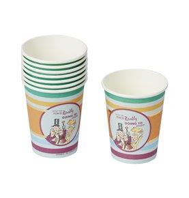 Roald Dahl Tableware Party Cups x8