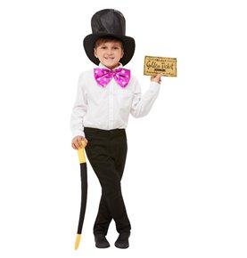 Roald Dahl Willy Wonka Kit, Black