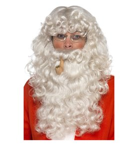 Santa Dress Up Kit, Grey