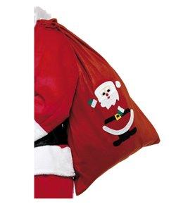 Santa Sack, Red