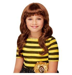 Santoro Bee-Loved Wig, Brown