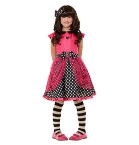 Santoro Ladybird Costume, Pink