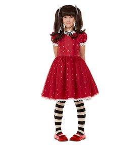 Santoro Ruby Costume, Red