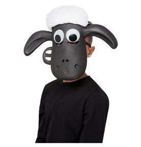 Shaun The Sheep EVA Mask, White
