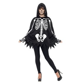 Skeleton Kit, Unisex, Black