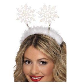 Snowflake Boppers, White