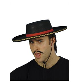 Spanish Hat, Black