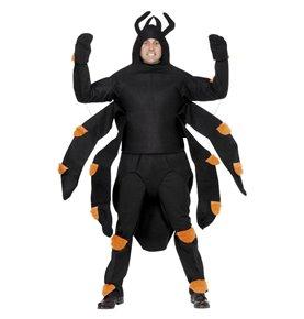 Spider Costume, Black
