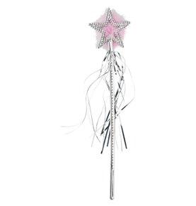 Star Wand, Silver