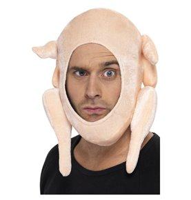 Stuffed Turkey Hat