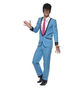Teddy Boy Costume, Blue