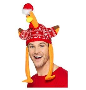 Turkey Hat, Red