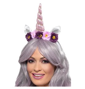 Unicorn Headband, Multi-Coloured