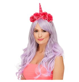 Unicorn Headband, Pink