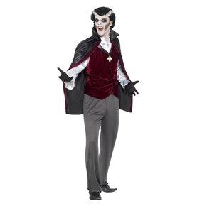 Vampire Costume, Black2