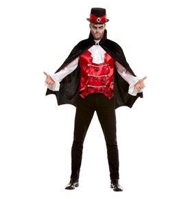 Vampire Costume, Black3