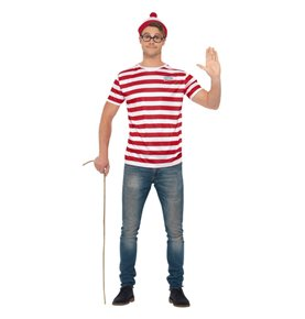 Where's Wally? Kit, Red & White2