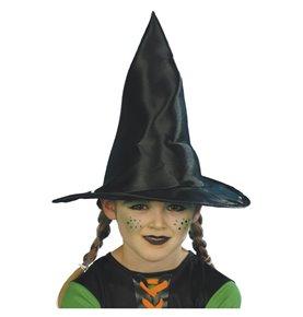 Witch Hat, Child, Black