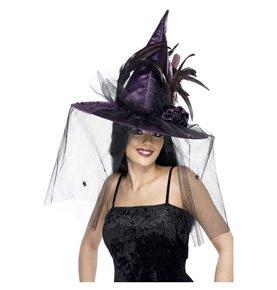 Witch Hat, Purple