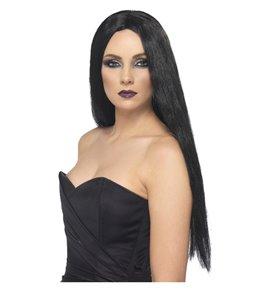 Witch Wig, Black