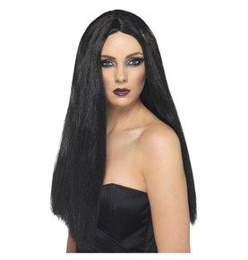 Witch Wig, Black2