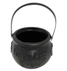 Witch's Brew Cauldron, Black