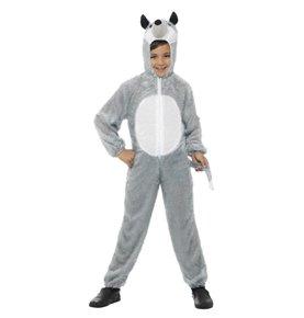 Wolf Costume, Grey2