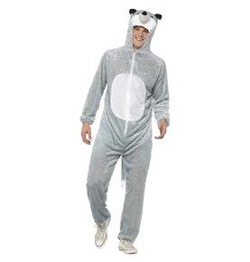 Wolf Costume, Grey3