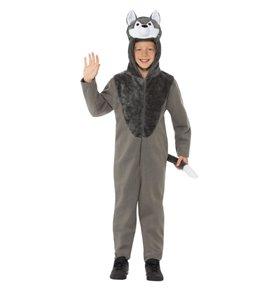 Wolf Costume, Grey5