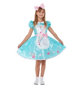 Wonderland Costume, Blue