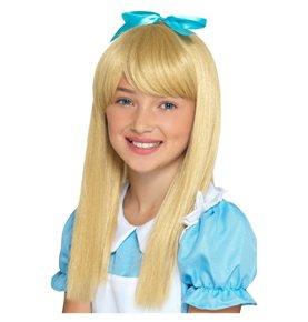 Wonderland Princess Wig, Blonde