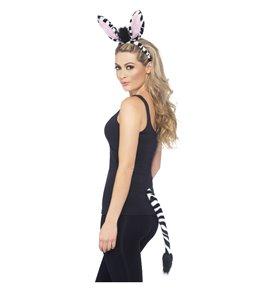 Zebra Kit, Black & White