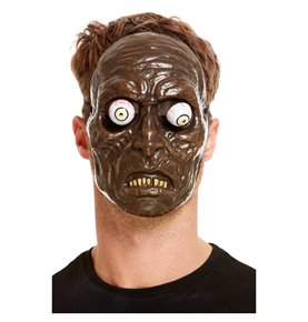 Zombie Mask, Green